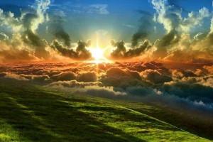 O 'céu' conforme várias religiões