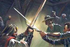 'Clang', o jogo de espadas que nunca o chegou a ser