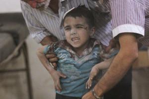 Coligação internacional matou crianças em ataques aéreos