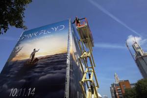 Está em marcha pré-venda de novo álbum dos Pink Floyd