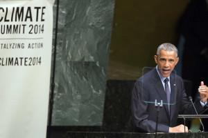 Obama pede acordo ambicioso para alterações climáticas