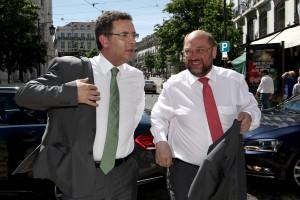 Seguro e Schulz querem estabilidade com crescimento