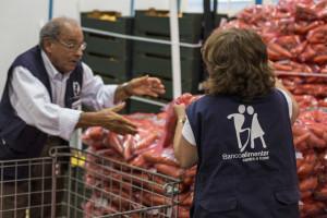 Banco Alimentar inicia hoje campanha de recolha de alimentos