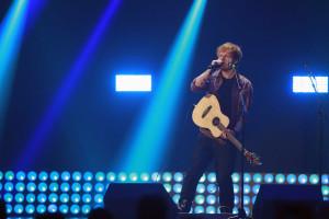 Uma forma diferente de cantar Ed Sheeran