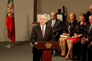 Silva Peneda despediu-se em Belém da presidência do CES
