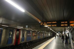 Metro de Lisboa já parou 20 vezes em dois anos