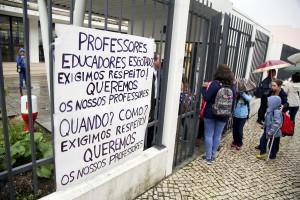 Professores excluídos porque não pagaram os 20 euros exigidos