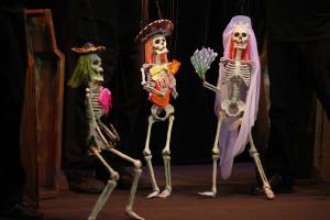 É o mais antigo teatro de marionetas mas vai desaparecer