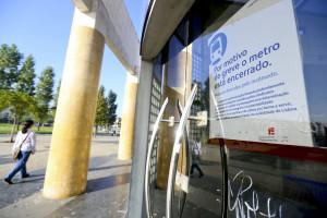 Metro de Lisboa funciona hoje apenas a partir das 10h00