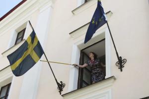 Suécia pronta para usar força contra submarino suspeito