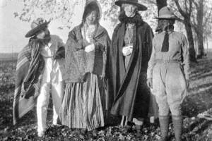 Há 100 anos, o Halloween era assim