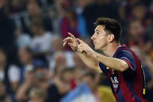 Messi pode fazer história no Bernabéu
