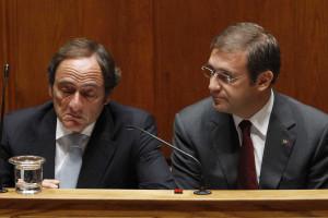 Jornadas parlamentares têm tema tabu para a coligação: A coligação