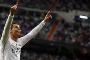 Golo de Ronaldo nomeado para melhor do ano em Espanha