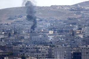 Estado Islâmico poderá ter usado armas químicas em Kobane