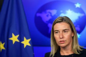 Mogherini aconselha mudança radical de atitude a Moscovo