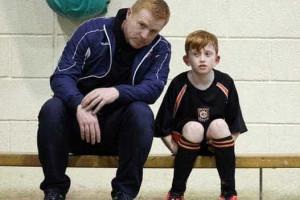 Com 9 anos candidata-se a treinador do Bolton Wanderers