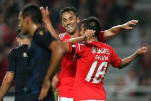 Benfica vence Moreirense e segue em frente na Taça