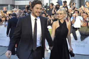 Chris Pratt e Anna Faris foram avisados sobre bebé especial