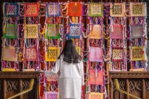 Catedral de Manchester recebe peça têxtil de arquiteta portuguesa