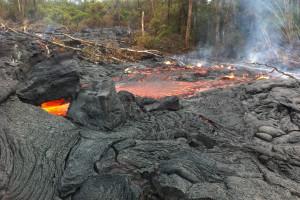 Empresa portuguesa recolheu imagens aéreas do vulcão do Fogo