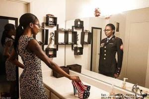 Fotógrafo mostra o outro lado de militares