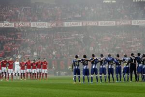 Benfica e FC Porto com o título em jogo na Luz