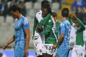 Sporting vence mas o Vizela ainda assustou