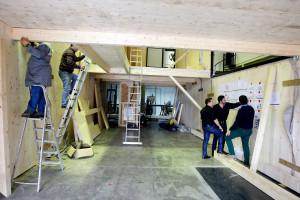Portugal com 2.ª maior queda da produção na construção