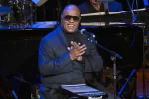 Stevie Wonder voltou a ser pai