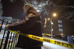 Homem mata namorada e executa dois polícias por vingança