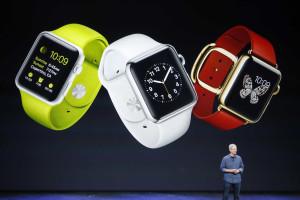 Apple Watch começa a ser vendido em abril