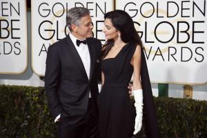 Restaurante nega reservar mesa a Amal e George Clooney
