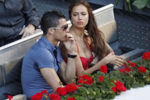 Rumores de traição terão afastado Ronaldo e Irina