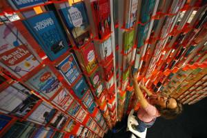 Dejà Lu, a livraria solidária, é inaugurada hoje em Cascais