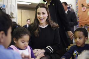 Kate Middleton diz não querer ter mais filhos