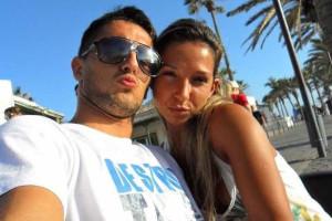 Morreu namorada de futebolista Hugo Vieira