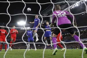 Chelsea vence e está na final da Taça da Liga