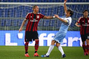 AC Milan eliminado da Taça de Itália, após derrota em casa