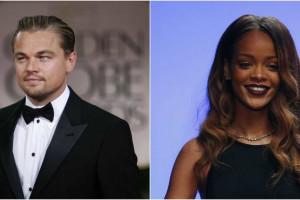 Rihanna fez promessa a DiCaprio sobre o seu corpo