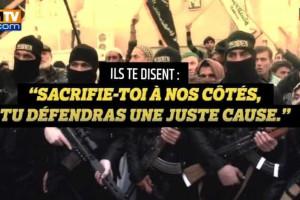 França tenta convencer jovens a dizer 'não' ao ISIS