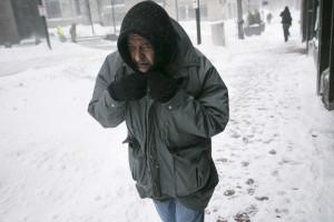 Nova vaga de frio e neve afeta 94 milhões de pessoas