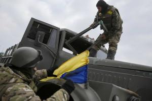 Ataques contra a Ucrânia continuam apesar da trégua