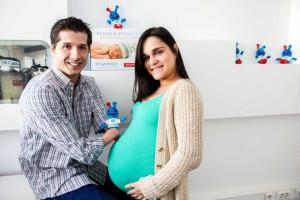 Paulo Azevedo ansioso com nascimento do primeiro filho