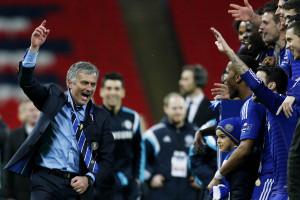 Chelsea jogou como se deve jogar uma final, diz Mourinho