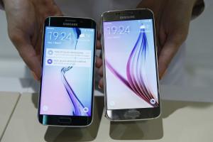 Aí estão eles, os novos Galaxy da Samsung