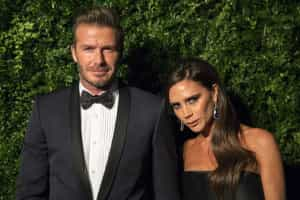David partilha com seguidores jantar romântico com Victoria