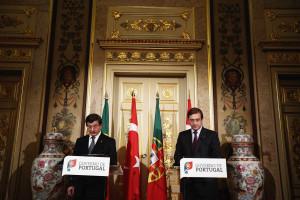 Portugal é quem melhor entende a Turquia no processo de adesão