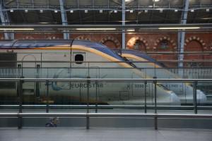 Governo britânico vende participação na Eurostar