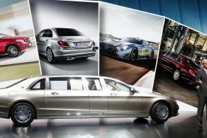 Conheça os mais recentes carros de luxo
